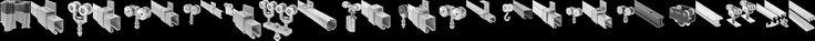McMaster-Carr-track system for sliding barn door