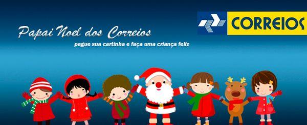 Papai Noel dos Correios...