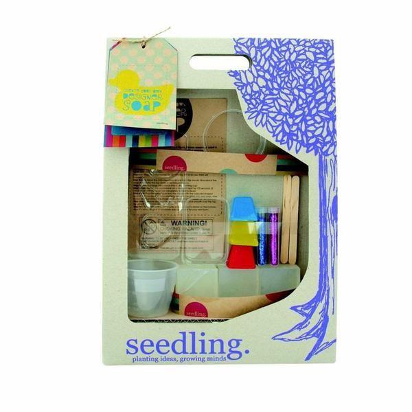 Seedling soap making kit