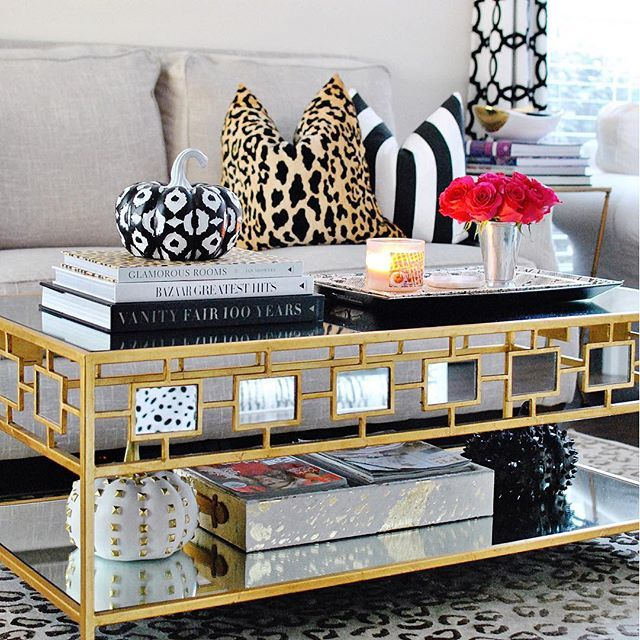 25+ Best Ideas About Gold Coffee Tables On Pinterest