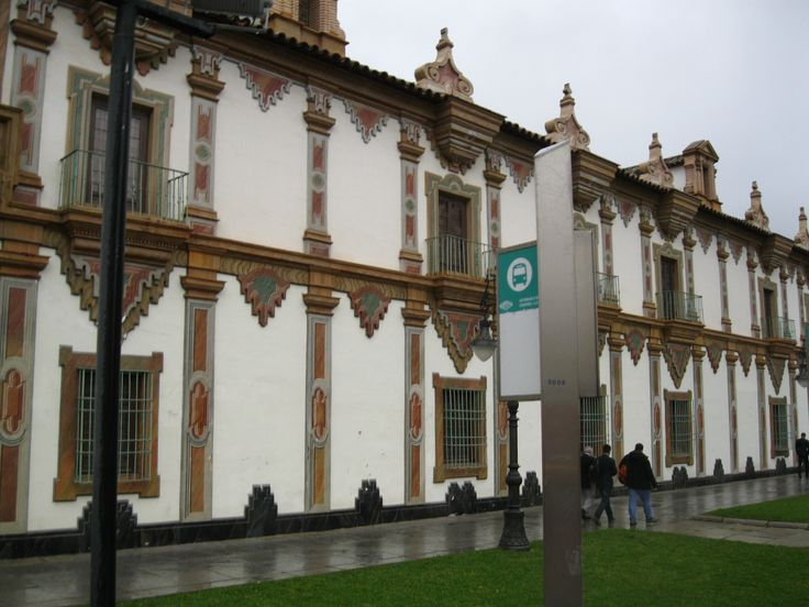 The Palacio de la Merced is a historical building in Córdoba, Andalusia, southern Spain. Once home to the convent of La Merced Calzada, it is now home to the Provincial Deputy of Córdoba, a sovra-municipal services institution of the province of Córdoba.