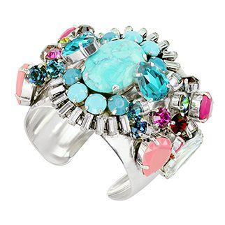Bracelet N° 274 Anna - Collection Croisière 2014 #bijoux #Reminiscence #Reminiscenceparis http://www.reminiscence.fr/fr/mode/bijoux-eshop/bijoux-fantaisie/Anna-liste.htm?var=page-edito