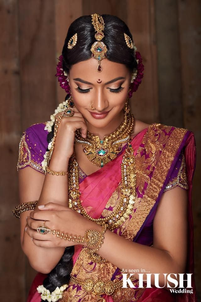 Beautiful photo taken for Khush Magazine. Make... - Casipillai Designer Collection