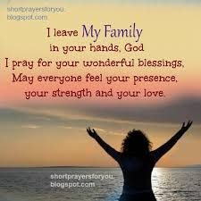 prayers for family problems - Google Search