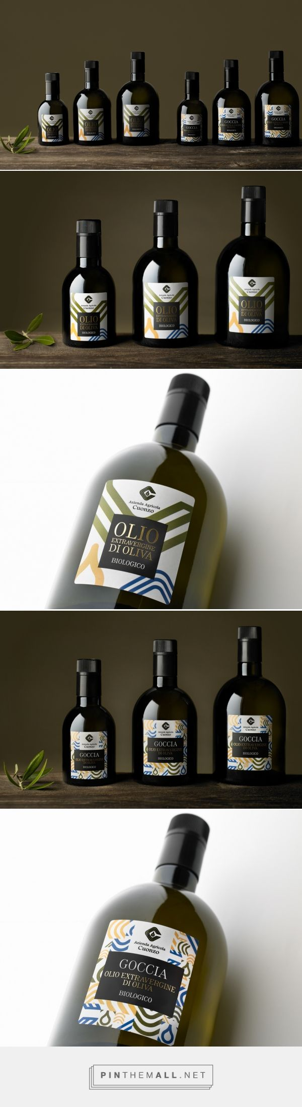 EMMECIDUE - L'Olio Biologico Cuonzo — World Packaging Design Society / 世界包裝設計社會 / Sociedad Mundial de Diseño de Empaques... - a grouped images picture - Pin Them All