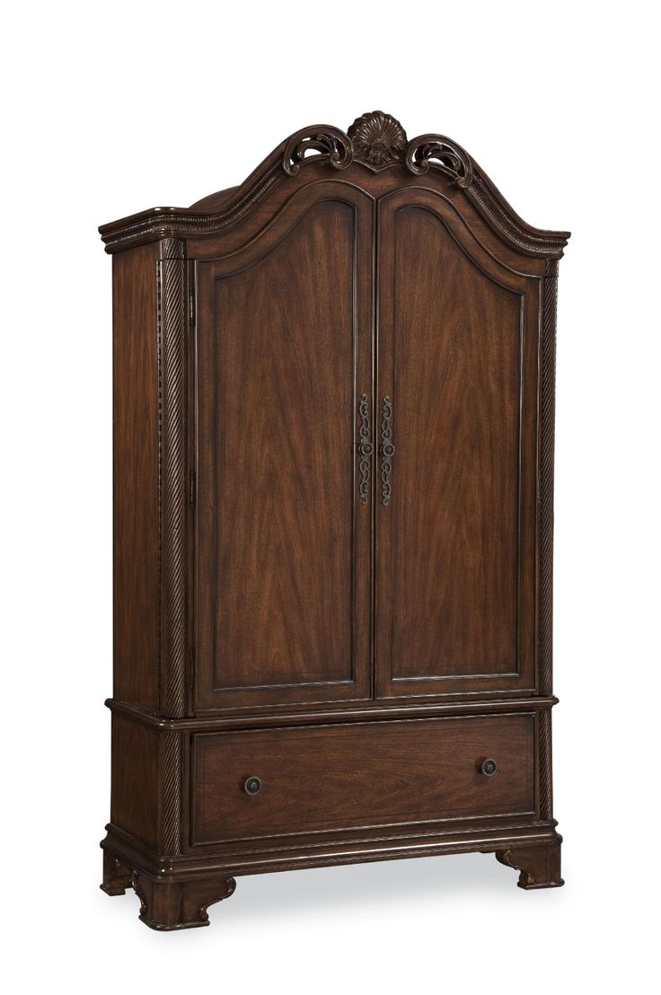 Art furniture bedroom wardrobe top 168161 1930tp the for Furniture yakima