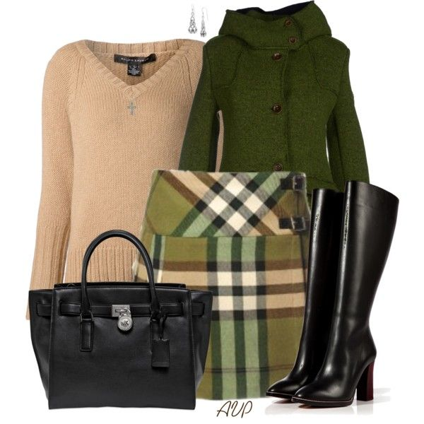 Women's Thomson Sherwood Kilt, created by amy-phelps on Polyvore