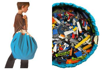 Swoop bags: Easiest storage solution we've found for LEGOs