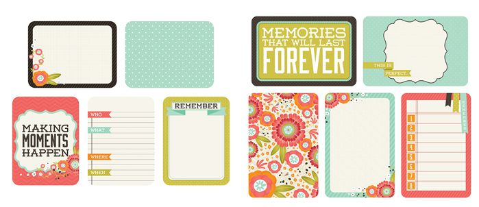 Favourite Things Captured Moments Cards | CM304 & CM104