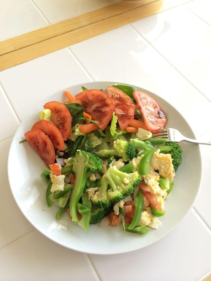 17 best images about brocoli ensaladas salads on - Ensalada de zanahorias ...