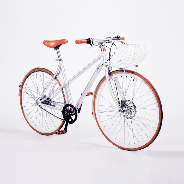 Orange, Comfort Edition, Basket carrier.