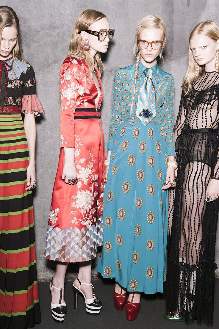 alessandro michele's gucci is the new jewel in milan's crown   read   i-D