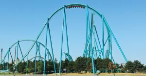 These 11 Coasters Will Scare You Silly: Number 10: Leviathan