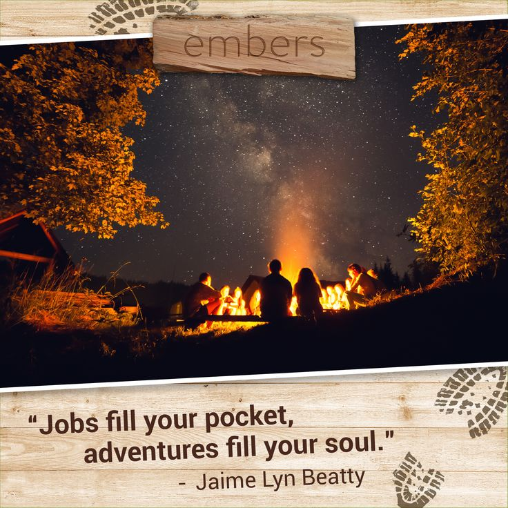 So, when is your next adventure?