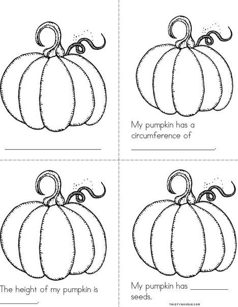 small pumpkin coloring pages - photo#10
