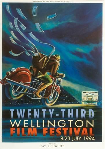 1994 #nziff New Zealand International Film Festival