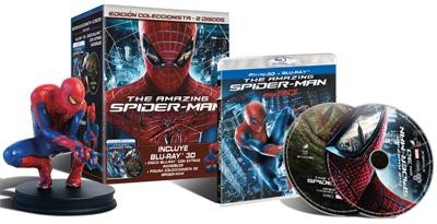 Pack The Amazing Spider-Man exclusivo Fnac