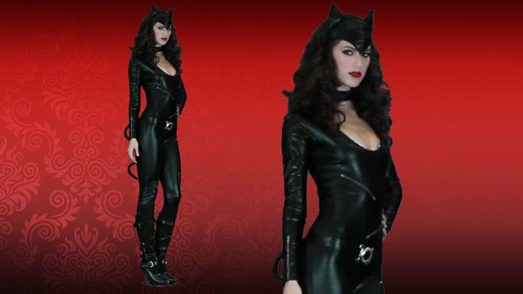 Meow: CATSUIT COSTUME.