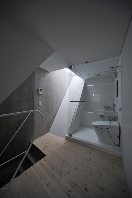 MM Apartment By Nakae Architects And Ohno Japan The Layout Of This Multiple Student  Accommodation Is