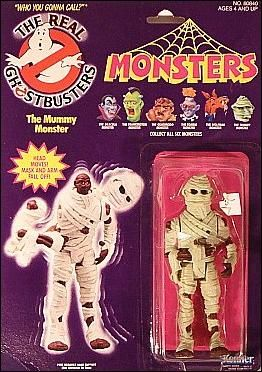 Mummy - Ghostbusters Toy