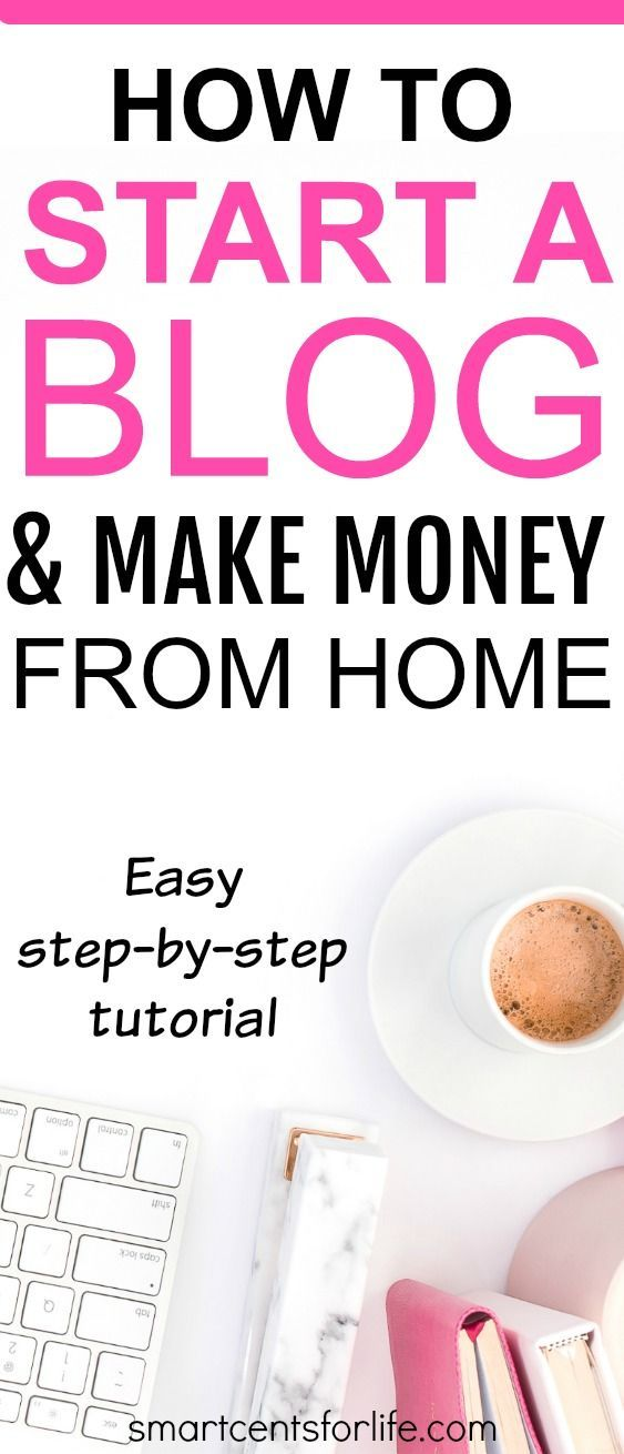 Starting a blog was one of the best decisions I made this year. I am able to make money blogging and work from home. If you want to start a blog and make money from it then this is the guide for you! I will show you how to start a profitable blog from day one. Follow this easy step-by-step tutorial on how to start a blog and make money.