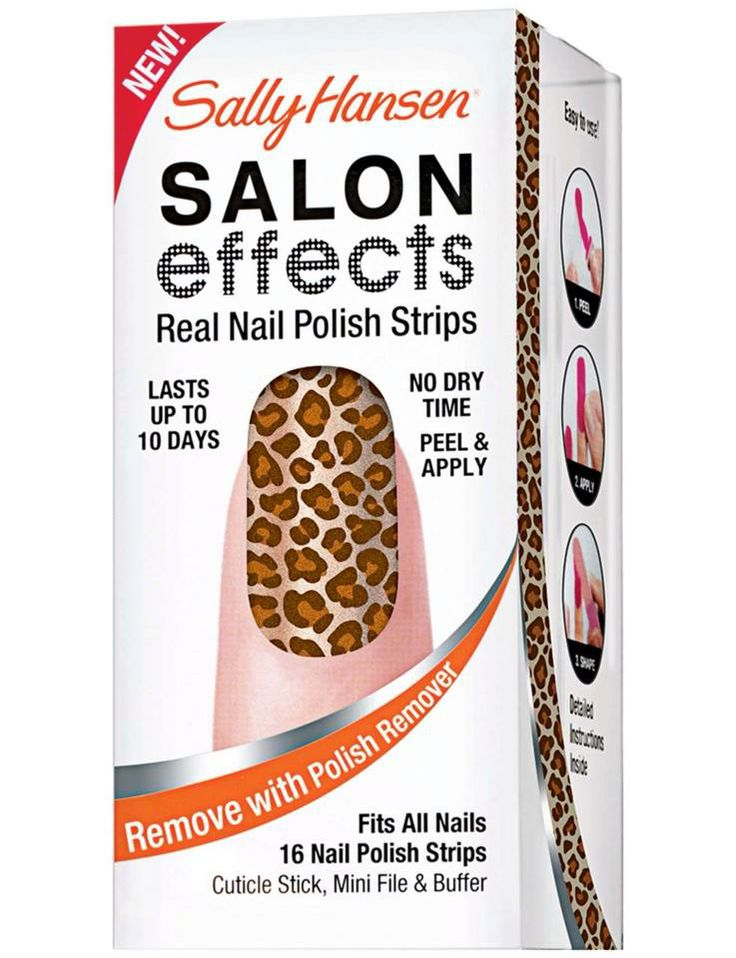 How to apply Nail Strips http://abigailsnailsandbeauty.com/2014/04/27/how-to-nail-strips/