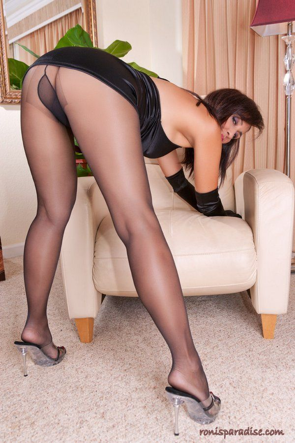 Best Stockings And Pantyhose Porn 22