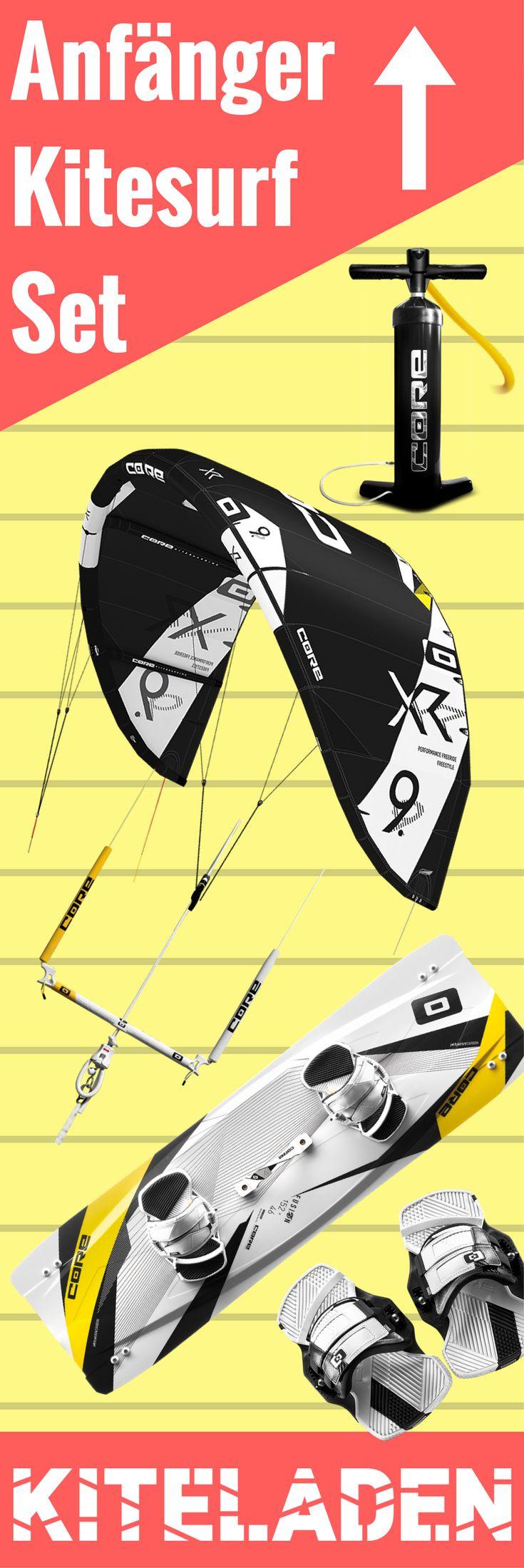 Du bist auf der Suche nach einem Einsteiger Set zum Kitesurfen, Material das dich die ersten Jahre deiner Kitesurf Karriere begleitet ohne dass du den Spaß verlierst? Sie dir dieses Leichtwind Beginner Kitesurf Set von Core Kiteboarding an und bestell schnell und sicher im Kiteladen Onlinestore. Auch mit Finanzierung möglich #corekites #kiteshop #beginnerkiteset https://www.kite-team.de/Core-Leichtwind-Kiteset-XR5-LW-Fusion-3-LW