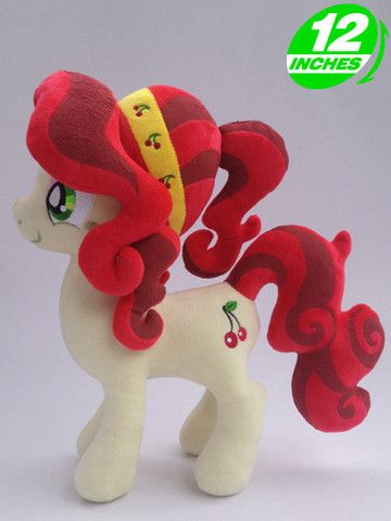 My Little Pony Cherry Jubilee Knockoff plush
