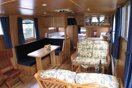 Euroclassic 139 Grand Cru tourisme ballade france vacance bateau vedette peniche penichette