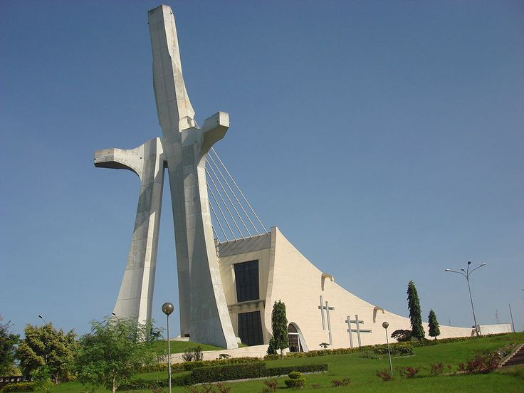 From Wikiwand: St. Paul's Cathedral in Abidjan