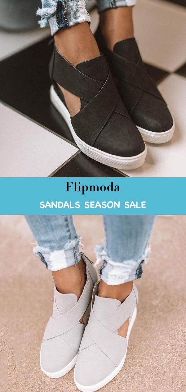b0e6bf0a5 2019 Fashion Stylish Wedge Sneakers in 2019   Sneakers   Fashion, Wedge  sneakers, Shoes