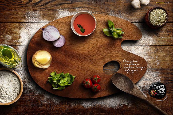 Famosa Pizza - Paleta on Behance