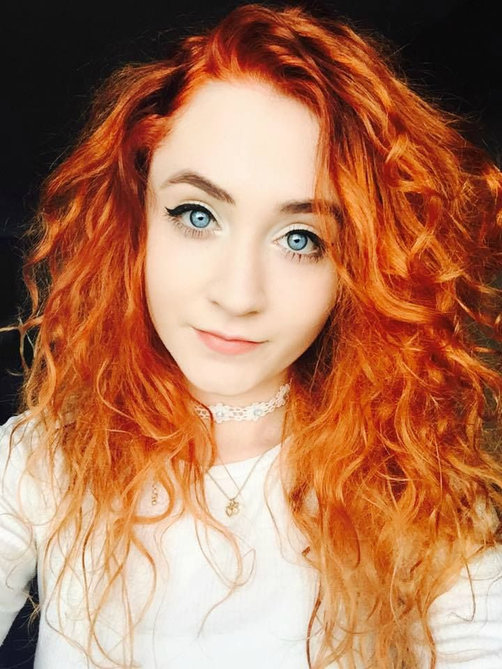 Janet Devlin - I really love her beautiful hair and eyes <3