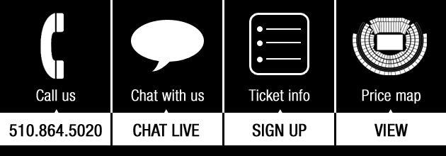 Oakland Raiders | Season Tickets