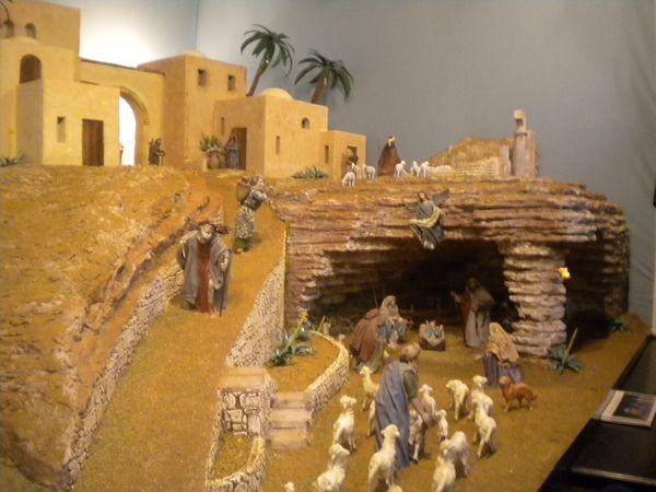 Il Natale raffigurato nei presepi oggionesi di Rogeno, Garbagnate M.ro, Sirone e Costa