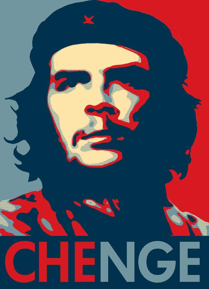 CHENGE Obama Poster Parody by ~CaptainVendetta on deviantART