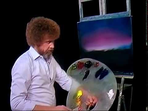 Bob Ross Lazy River - The Joy of Painting (Season 2 Episode 10) ★ || CHARACTER DESIGN REFERENCES (https://www.facebook.com/CharacterDesignReferences & https://www.pinterest.com/characterdesigh) • Love Character Design? Join the #CDChallenge (link→ https://www.facebook.com/groups/CharacterDesignChallenge) Share your unique vision of a theme, promote your art in a community of over 25.000 artists! || ★
