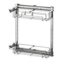 Polcok és fiókok - METOD belső kiegészítők - IKEA