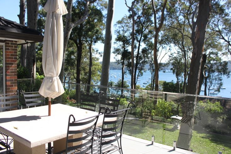 Avalon-Overlooking Pittwater- Sydney, Australia- In the dying days of summer