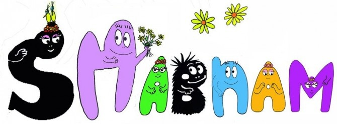 I explained in an interview why I am eco since so youg: Barbapapa    The author of Barbapapa sent my name to thank me when he saw the interview!    what a surprise :)