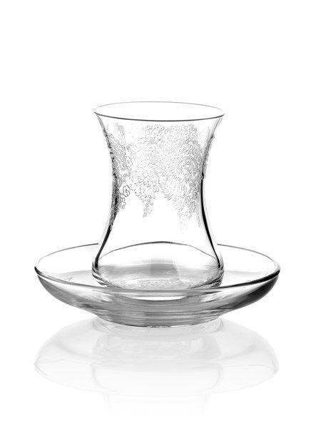 Grace Çay Bardağı / Tea Glass #bernardo #tabledesign #glass