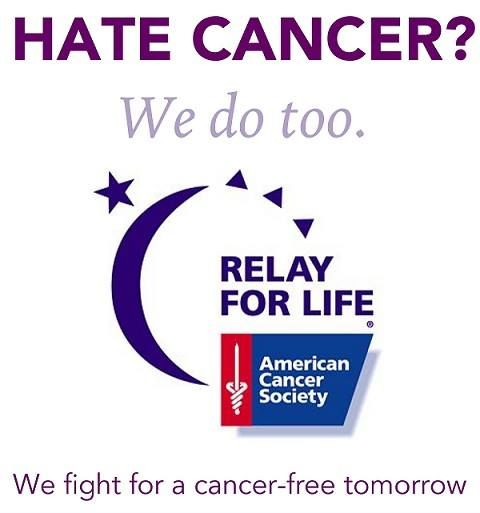 Join RFL To Fight Back Against Cancer Relay For Life Pinterest Fascinating Relay For Life Quotes