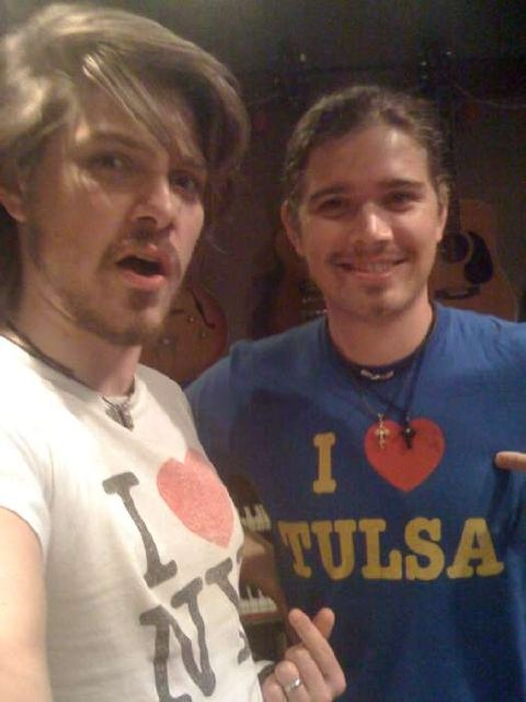 Zac and Taylor Hanson. yup, still love them.