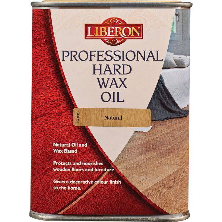 Liberon Professional Hard Wax Oil 1l Natural: The Liberon Professional Hard Wax Oil combines all… #AutoParts #CarParts #Cars #Automobiles
