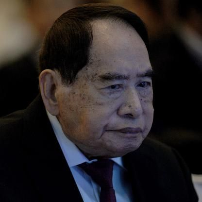 Henry Sy & family - #1 Philippines 50 Richest, #71 Billionaires, #99 Real-Time Billionaires