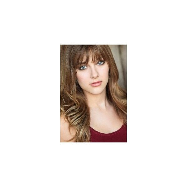 Aubrey Peeples ❤ liked on Polyvore featuring poppy o'hair