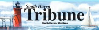 South Haven Tribune, 308 Kalamazoo Street, South Haven, Michigan.