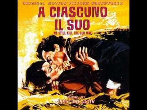 Luis Bacalov - A Ciascuno Il Suo