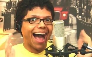 """Tay Zonday of """"Chocolate Rain"""" covers """"Call Me Maybe."""" 100% comedy!"""
